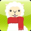 アルパカのニコル・待ち受けウィジェット icon