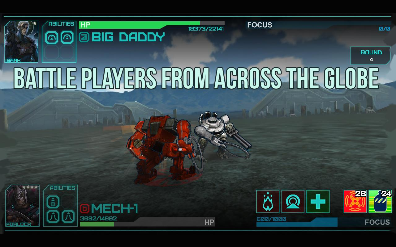 Mech Conquest - screenshot