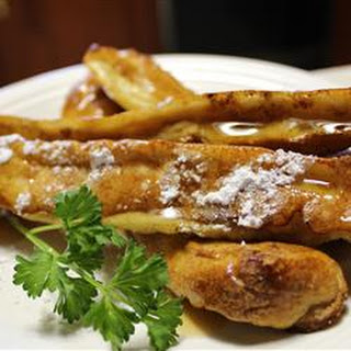Chuck's Molasses French Toast