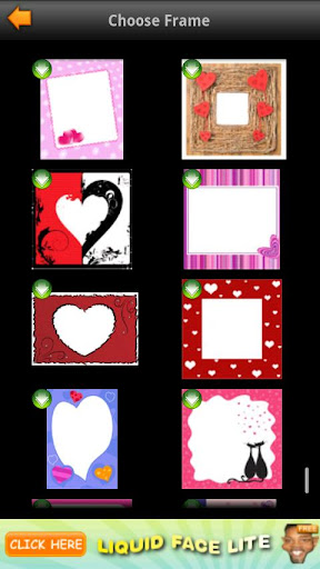 Top 5 Android Apps for Valentine's Day - Love Frames