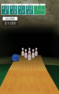 Bowling Islands- screenshot thumbnail