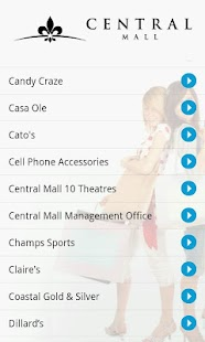 Central Mall Port Arthur Texas - screenshot thumbnail