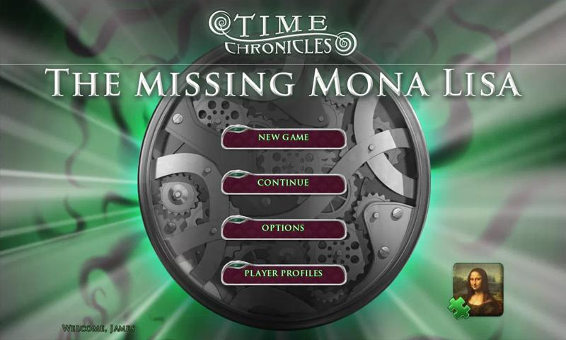 Time Chronicles HD: Mona Lisa- screenshot