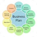 Business Plan App logo