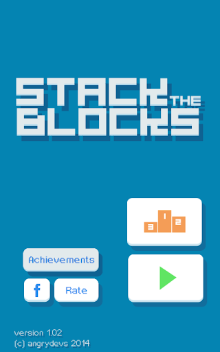 Stack The Blocks