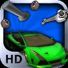 Auto Workshop Escape icon