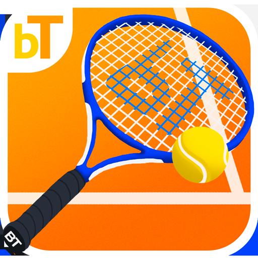 网球比赛游戏 LOGO-APP點子