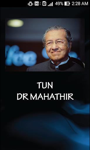 Tun Dr Mahathir Bin Mohamad