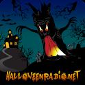 Halloween radio icon