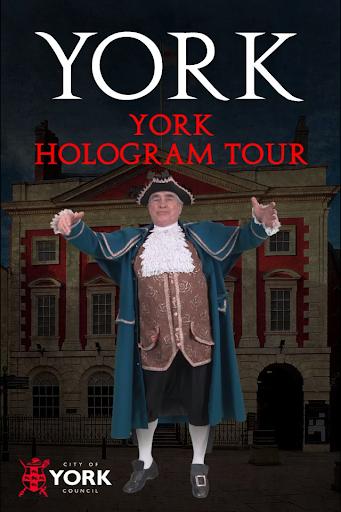 City of York Hologram Tour