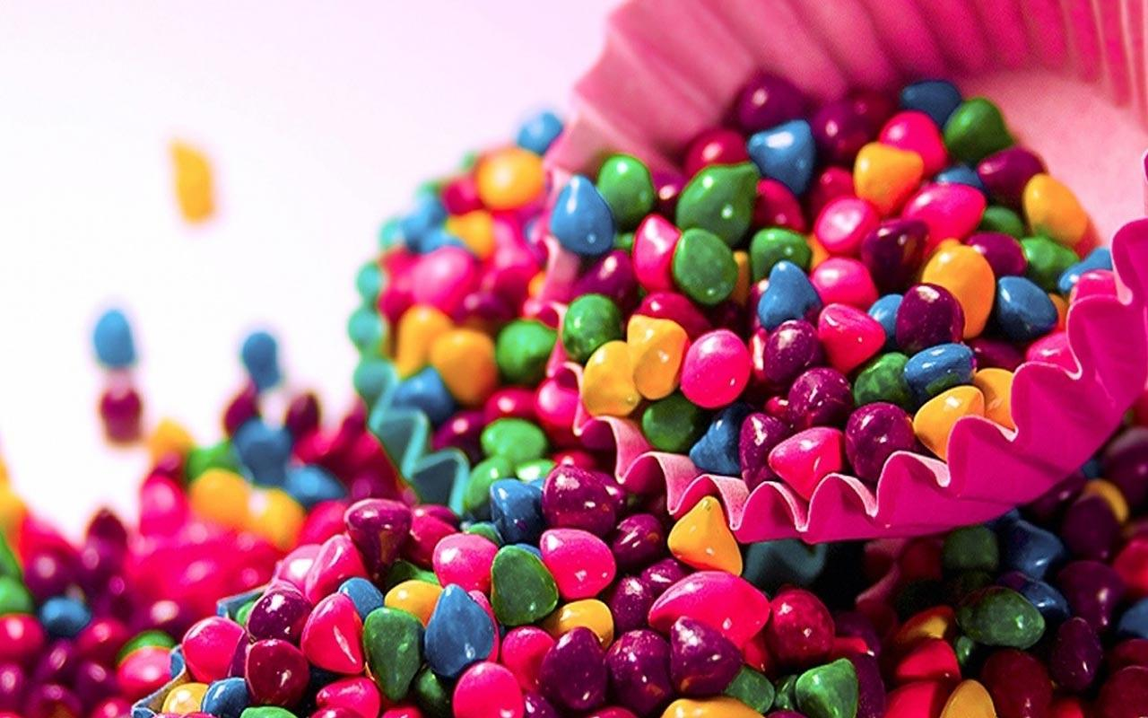 Colourful Candy Wallpaper Candy Live Wallpaper