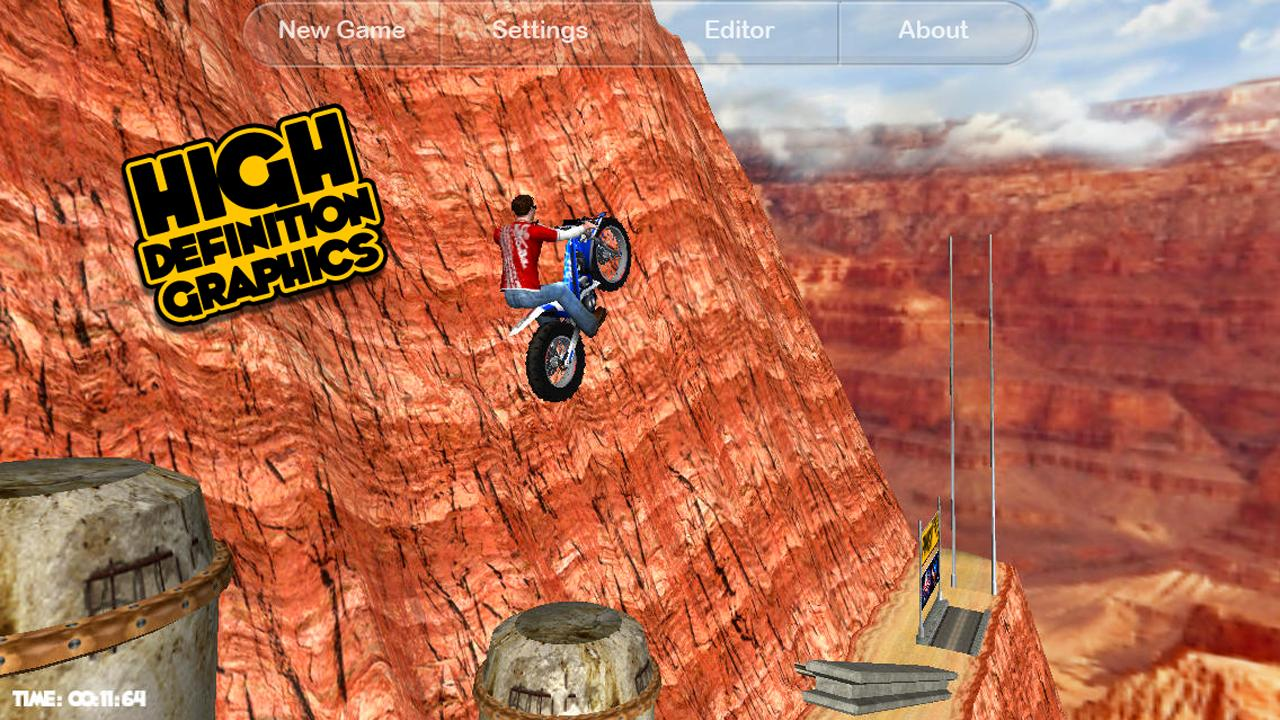 Motorbike HD- screenshot