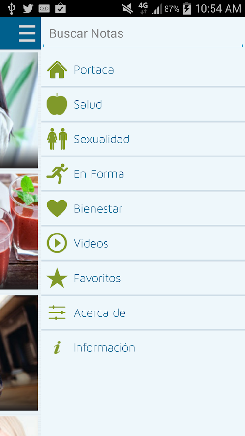 Salud180- screenshot