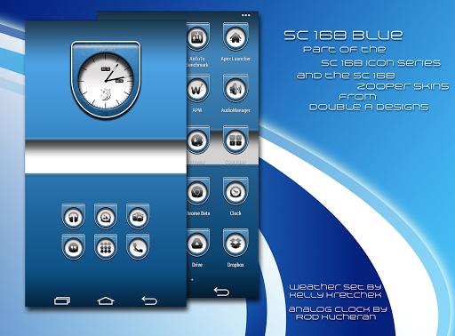 SC 168 Blue