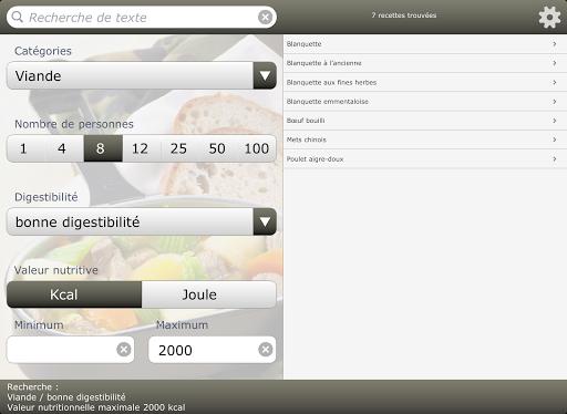 【免費健康App】RECÉPTEUR-APP點子