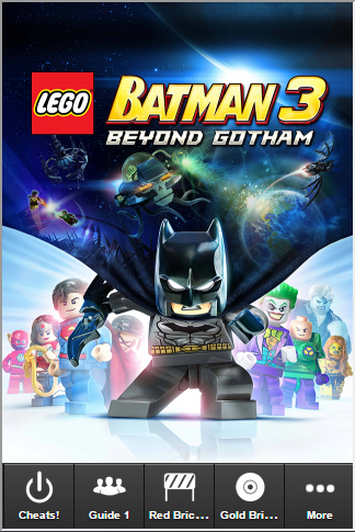 The Lego Batman 3 Cheat Guide
