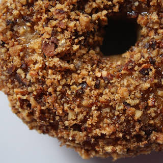 'I Can't Believe It's Not Bacon' Maple Doughnuts.