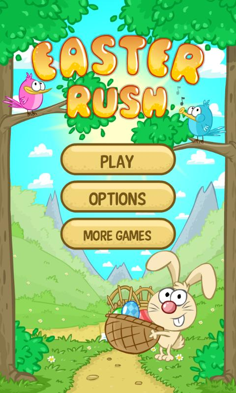 Easter Rush - screenshot