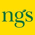 NGS GardenFinder logo