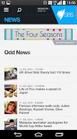Screenshot of SBS World News