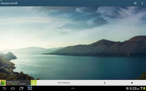 Backgrounds HD Wallpapers 50M+ - screenshot thumbnail