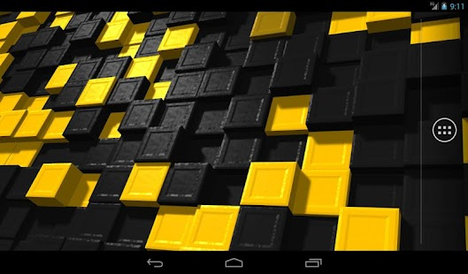 Digital Flux Live Wallpaper- screenshot thumbnail