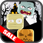 Halloween Monsters Stack Game icon