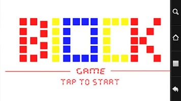 Screenshot of Jelly Boy (Block Game)