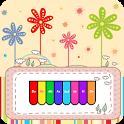Mini Piano Live Wallpaper icon