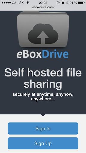 eBoxDrive