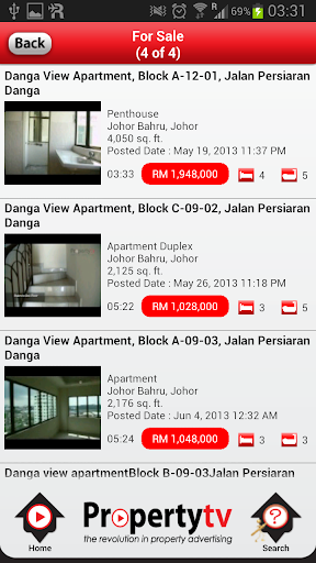 【免費生活App】Property TV-APP點子