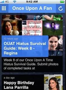 Once Upon A Fan - screenshot thumbnail