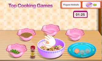 Screenshot of Italian Wedding Soup