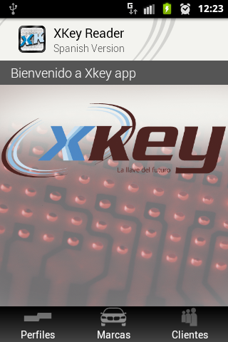 XKR App de Xkey Spain S.L.