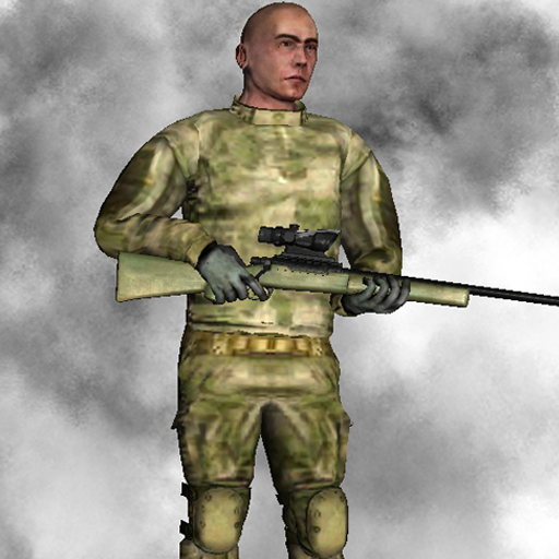 Army Sniper Shooting Rescue 3D 動作 App LOGO-硬是要APP