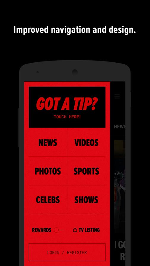 TMZ - screenshot