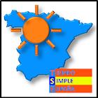 Tiempo Simple España icon