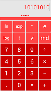 Solo Scientific Calculator- screenshot thumbnail