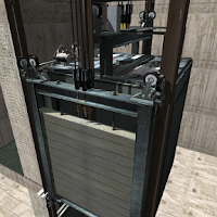 Screenshot of Elevator Simulator 3D