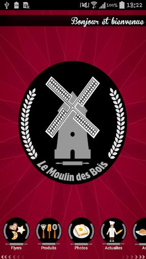 Le Moulin des Bois