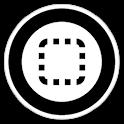 広告無し★一瞬で画面隠し(覗き見防止)★無料 icon