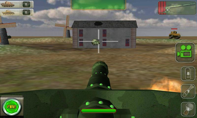 Coast Gun War - screenshot