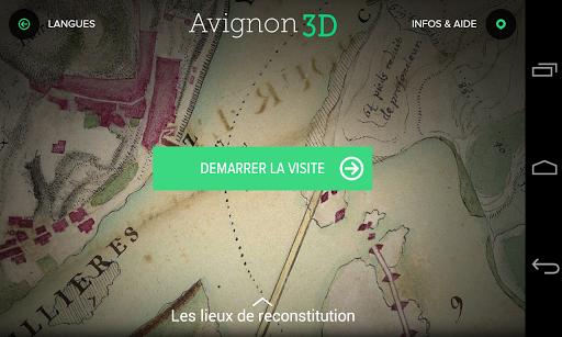 Avignon 3D