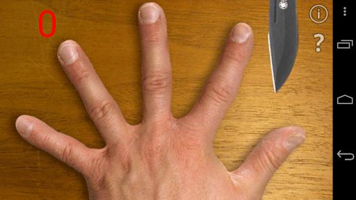 Fingers Vs Knife