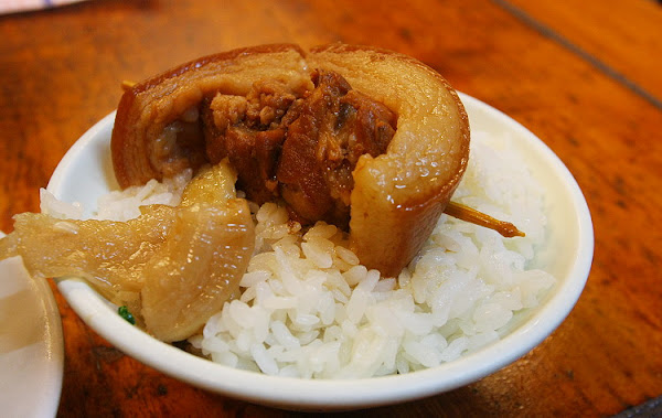 [食記]彰化 阿章爌肉飯