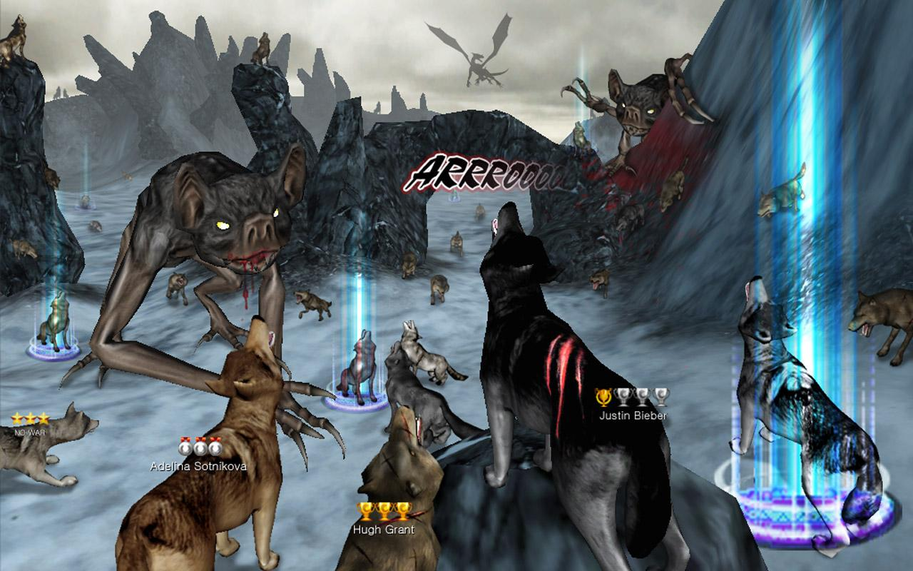 Wolf Online- screenshot