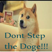 Dont Step The Doge Poop!