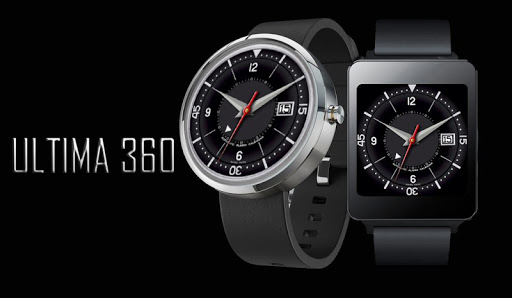 Ultima 360-Watch Face Moto 360