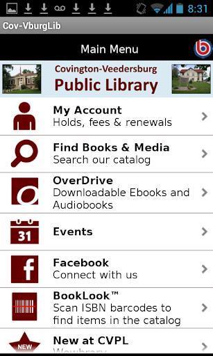 Covington-Veedersburg Library
