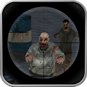 Zombie Sniper Killing Game icon